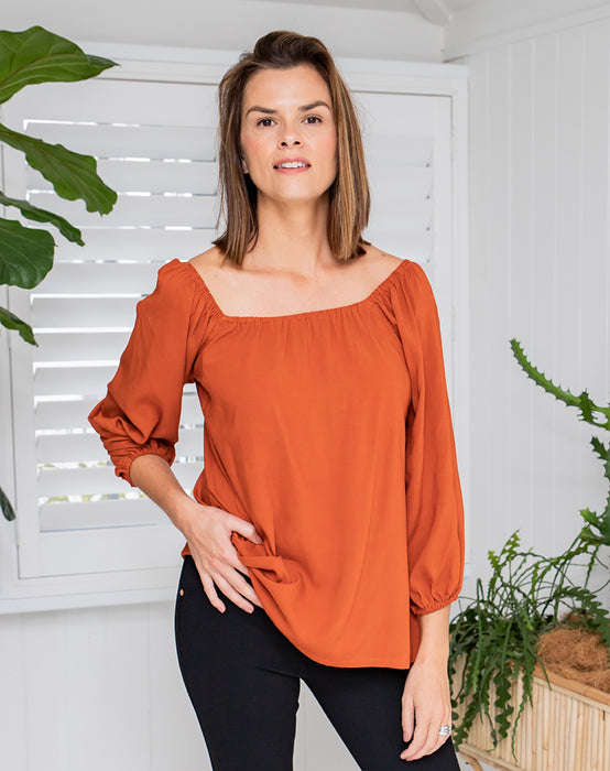 Byron Top - Saucy Ladies Intimates