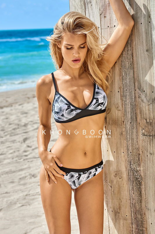 Khongboon Swimwear - Chianale Bikini - Saucy Ladies Intimates