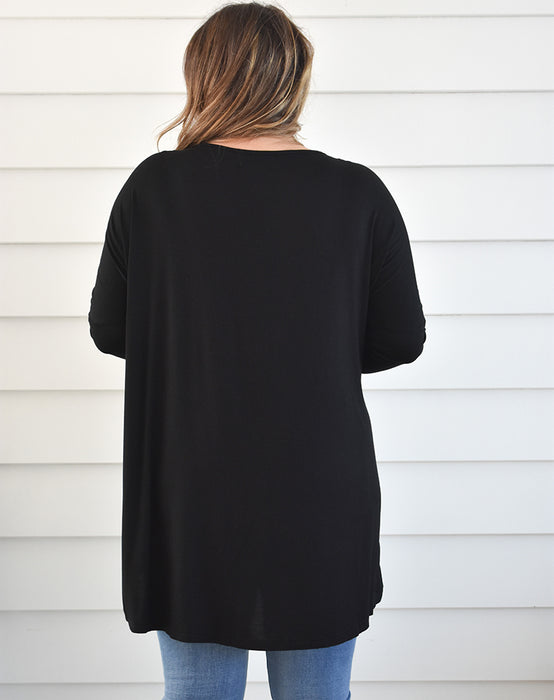 Slouch Tee - Saucy Ladies Intimates