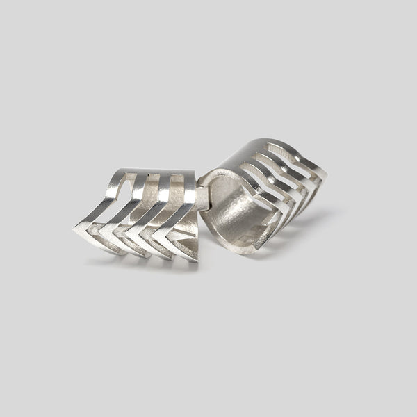 Spike Hinge Ring