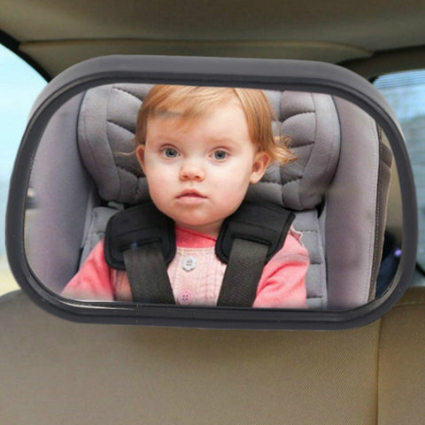 Adjustable Baby Back Seat Mirror
