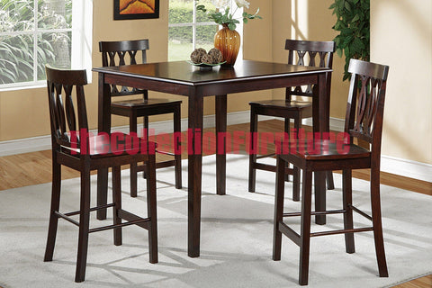 Ayah 5-Piece Dining Set