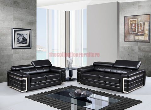 CLARISSA COLLECTION SOFA AND LOVESEAT