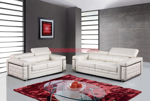 CLARISSA COLLECTION SOFA AND LOVESEAT SET