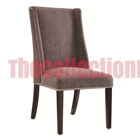 Dayana Grey Accent Chair