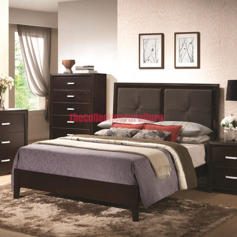 Andreas Upholstered Bed