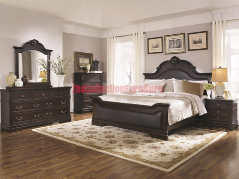 Cambridge Collection 4 Piece Bedroom Set