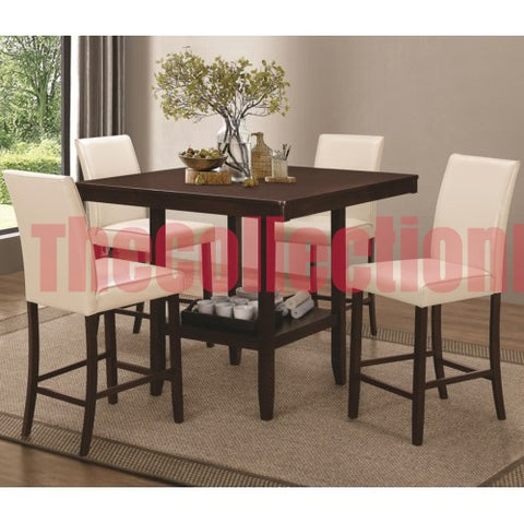 Cameron Counter Height 5-Piece Dining Set