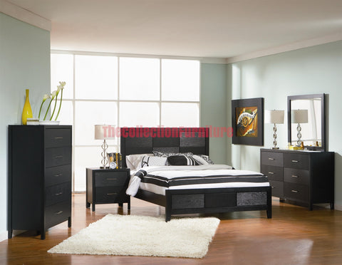 Grove 4-Piece Bedroom Set