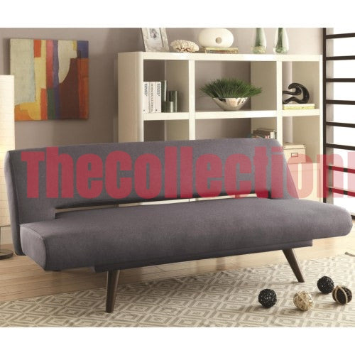 Fray Mid Century Modern Futon – The Collection Furniture