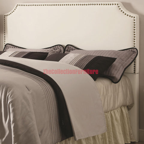 Julianne White Headboard