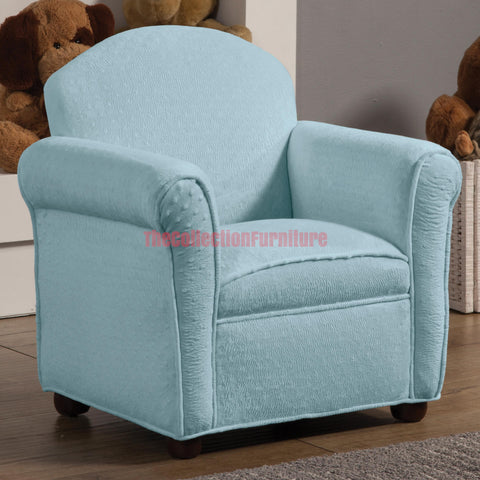 Sky Textured Accent Chair