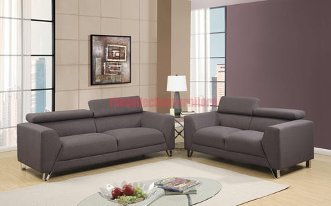 Erianna Sofa and Loveseat Set