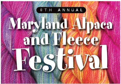 The Fiberists at the Maryland Alpaca and Fleece Festival