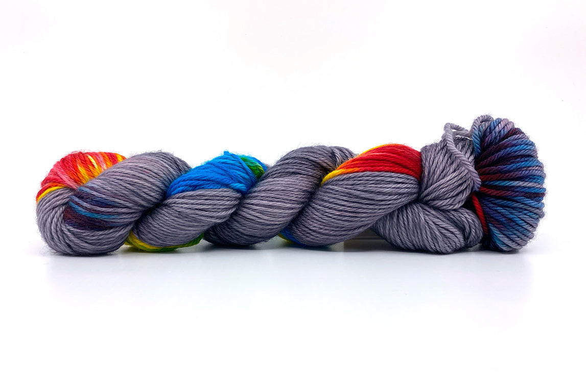 Collins Worsted - Rainbow Lorikeet