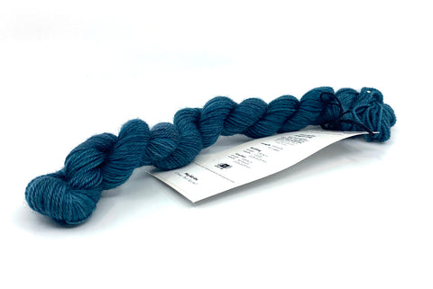 Franklin Fingering - 100 yd - Deep Teal Spinel
