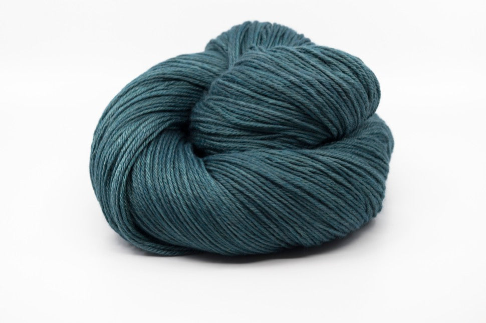 Newton Worsted - Deep Teal Spinel