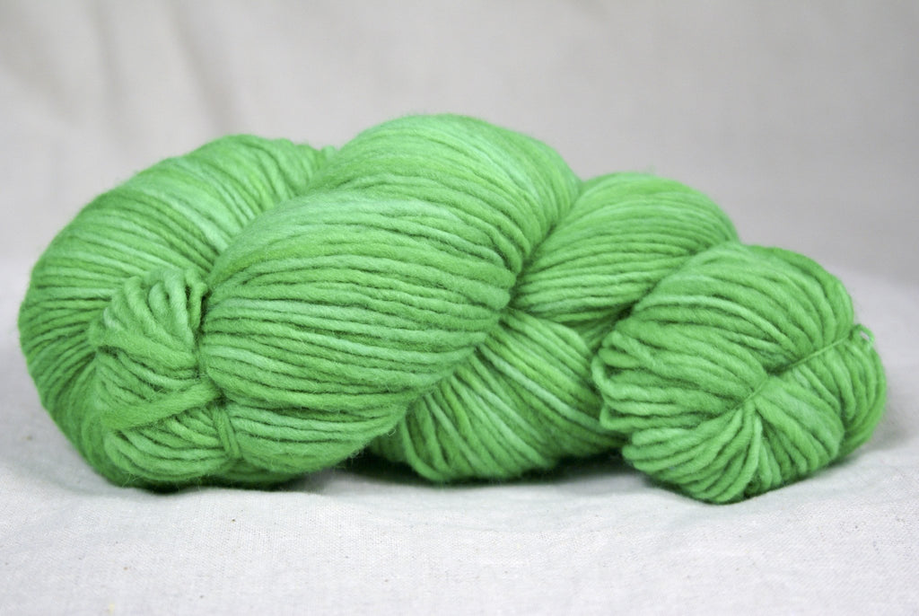 Curie Heavy Worsted - Emerald