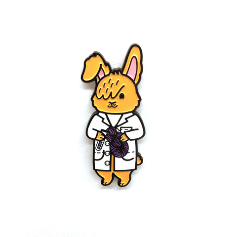 Lab Asst. Ory Pin