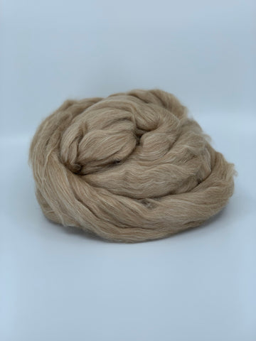 Baby Camel / Tussah Silk - 4 oz - prepackaged