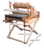 Table Loom Stand for Sixteen Shaft Loom 24""