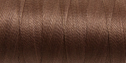 108 Mercerised Cotton 5/2 Pine Bark - 200gm cone