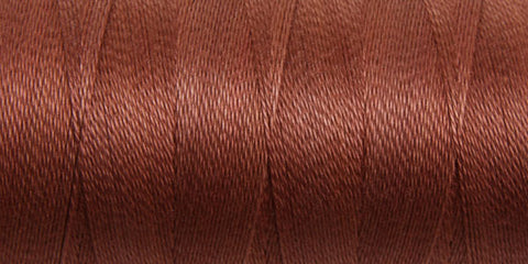 109 Mercerised Cotton 5/2 Friar Brown - 200gm cone