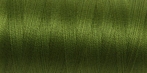122 Mercerised Cotton 5/2 Cedar Green - 200gm cone