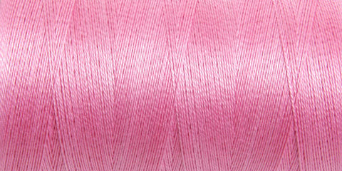 140 Mercerised Cotton 5/2 Daisy Pink - 200gm cone