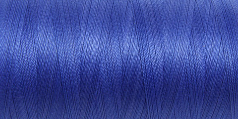 146 Mercerised Cotton 5/2 Dazzling Blue - 200gm cone