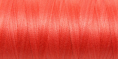 148 Mercerised Cotton 5/2 Coral Red - 200gm cone