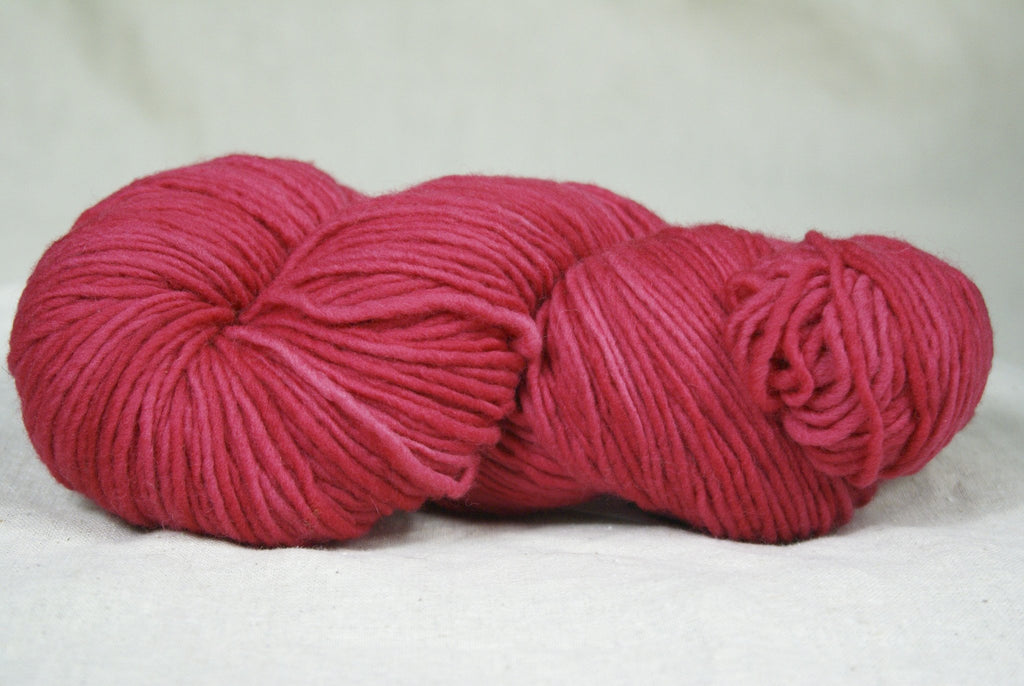 Curie Heavy Worsted - Pigeon's Blood Ruby