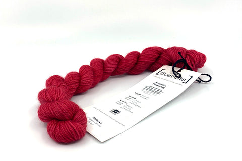 Franklin Fingering - 100 yd - Pigeon's Blood Ruby