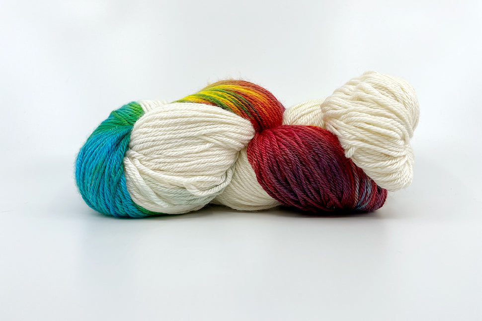 Newton Worsted - Scarlet Macaw