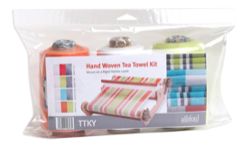 Tea Towel Kit - Yoga yarn