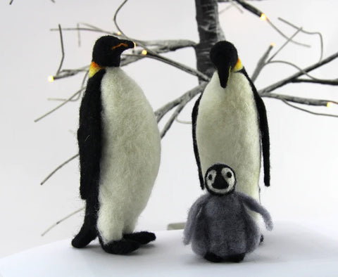Peter, Piper & Pickle The Penguin Family