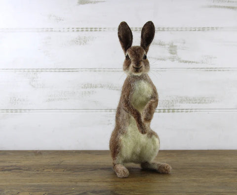 Romeo The Rabbit | Needle Felting Kit