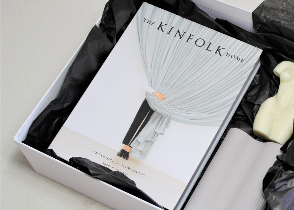 The Kinfolk Home by Nathan Williams, coffee table book, Homewares, home decor, Interior design book, interiors for slow living, Gift boxes Melbourne, Lenoir & co.
