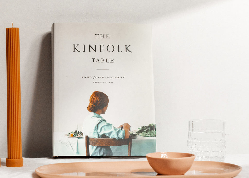 The Kinfolk Table by Nathan Williams, coffee table book, Homewares, home decor, Interior design book, cook book, recipes, Gift boxes Melbourne, Lenoir & co.
