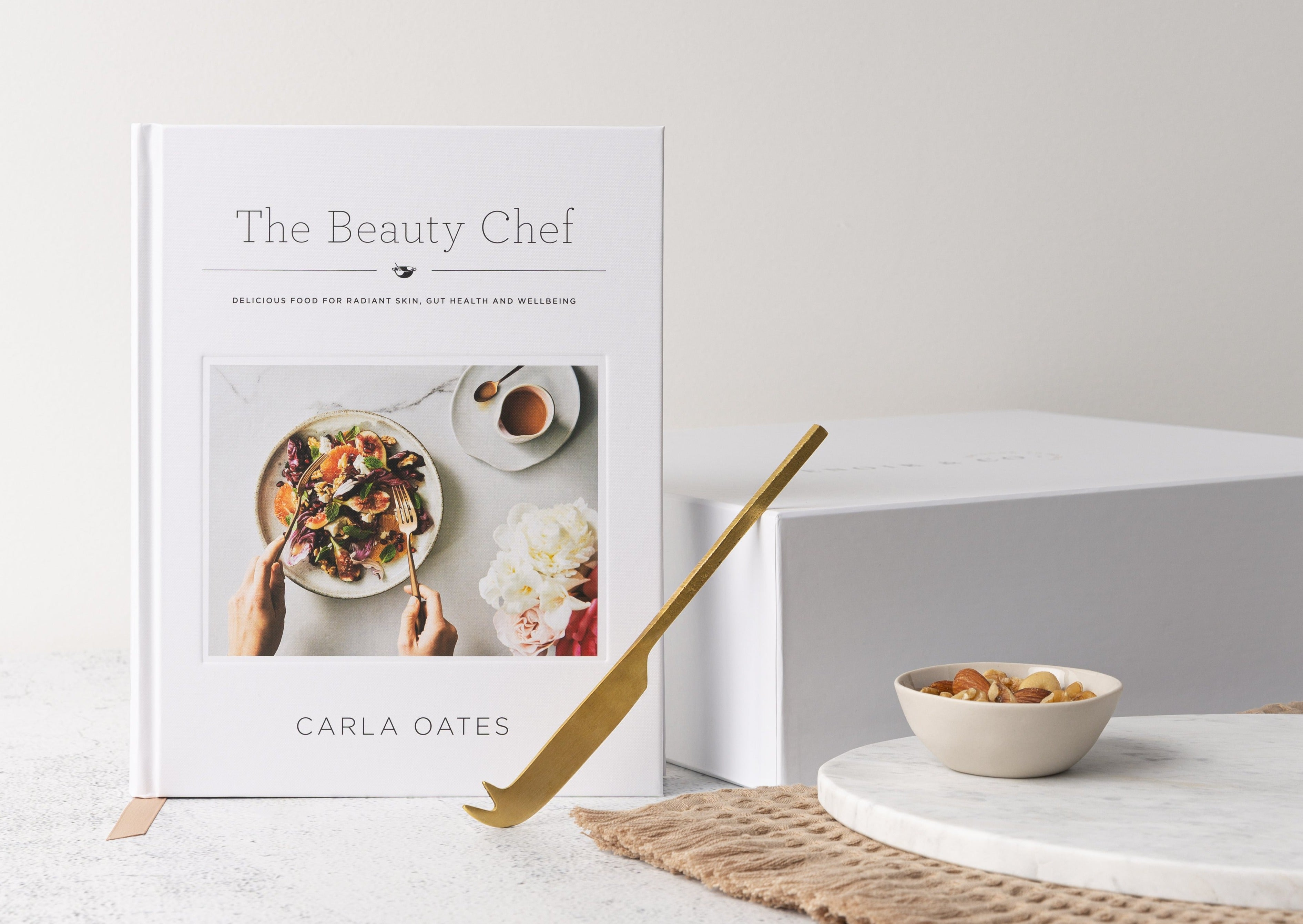 The Beauty Chef by Carla Oates