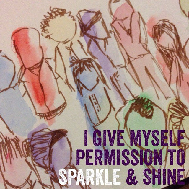 Permission Granted: Your Body & Emotions Are Worthy of Your Love