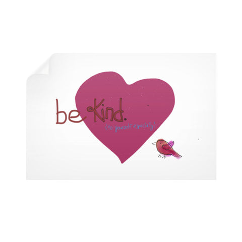 Be Kind Wall Decals 36x24 - sunnybraveheart