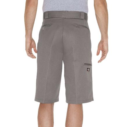 "13"" Dickies short loose fit silver grey"