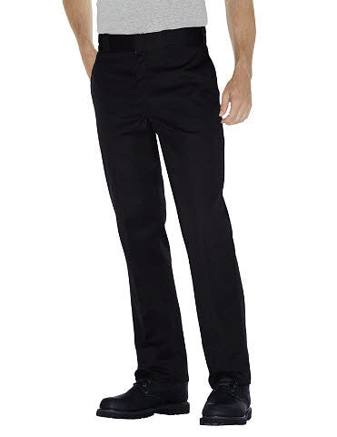 874 black original dickies work pant - Destination Store