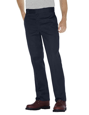 874 flex dark navy work pant - Destination Store