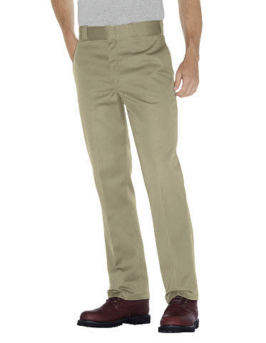 874 flex khaki dickies work pants - Destination Store