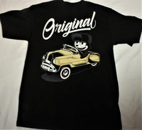 Pedal car - Felix the Cat - short sleeve  T-shirt - Destination Store