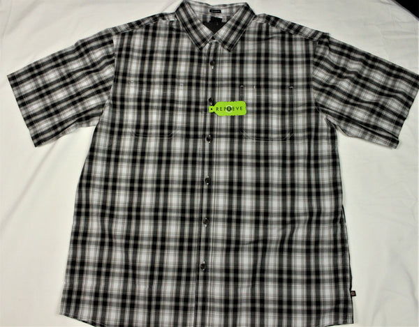Copy of Dickies short sleeve  plaid shirt (WS525) - Destination Store