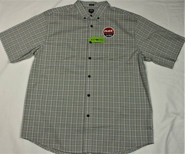 Dickies short sleeve  plaid shirt (WS551)udp - Destination Store