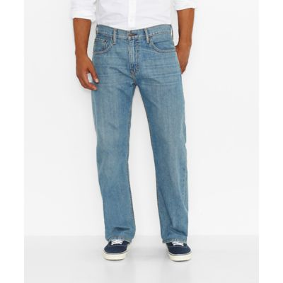 Levi's 569 light wash - Destination Store